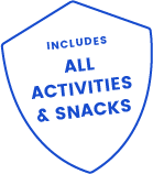 Includes all activities & snacks